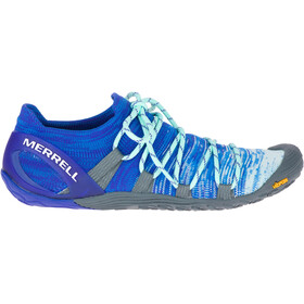 Merrell Vapor Glove 4 3D Shoes Women aqua/surf